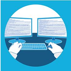 BTS SIO (Services Informatiques aux Organisations) option Solutions d'infrastructure, systèmes et réseaux